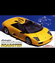 1:24 Автомобил Lamborghini Murcielago Roadster - Real Sports Car Series