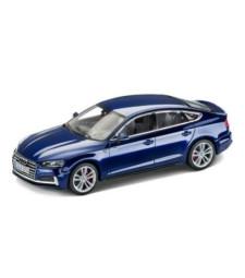 Audi S5 Sportback - Navarra Blue