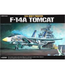 1:48 Американски изтребител Ф-14А Томкат (F-14A TOMCAT)