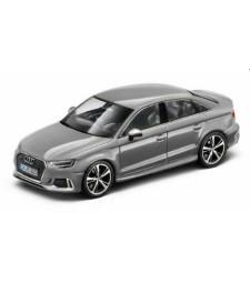 Audi RS 3 sedan - Nardo Grey