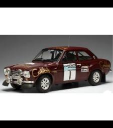 Ford Escort MK1 RS 1600, No.1, Colibri LighteRS, Rallye WM, RAC Rallye T.Makinen/H.Liddon