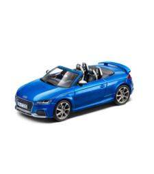 Audi TT RS Roadster - Ara Blue