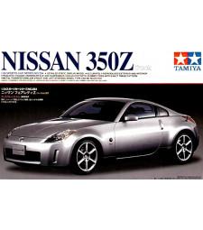 1:24 Автомобил Nissan 350Z Track