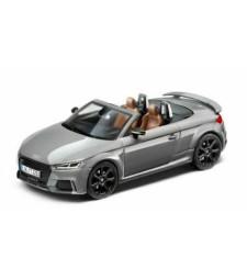Audi TT RS Roadster - Nardo Grey