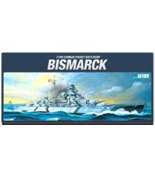 "1:350 Германски линеен кораб ""Бисмарк"" (""Bismarck"")"