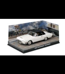 1964 Ford Thunderbird James Bond - Goldfinger - White