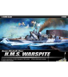 1:350 Британски боен кораб H.M.S. WARSPITE