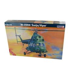 "1:72 Многоцелеви хеликоптер Мил Ми-2 Смия (Mi-2 ""Zmija-Snake"")"