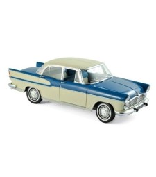 Simca Vedette Chambord 1960 - Tropic Green & China Ivory