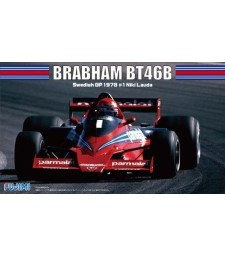 1:20 Brabham Alfa Romeo BT46B Parmalat No. 1, 2