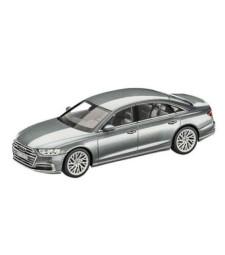 Audi A8 L - Monsoon Grey
