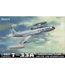 1:48 Самолет късна версия T-33A Late Version