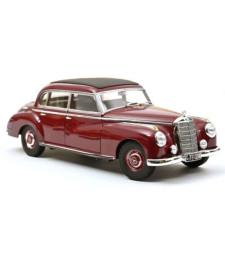 Mercedes-Benz 300 1955 - Dark Red