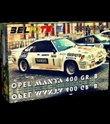 1:24 Състезателен автомобил Opel Manta 400 Gr. B Jimmy McRae, 24 Uren van Ypres 1984
