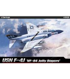 """1:72 Американски изтребител USN F-4J """"VF-84 JOLLY ROGERS"""" Limited Edition"""