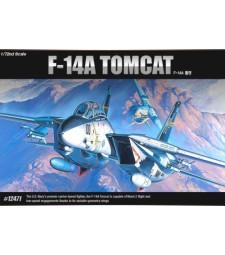1:72 Американски изтребител Ф-14А Томкат (F-14A TOMCAT)
