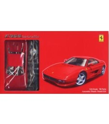1:24 REAL SPORTS CAR SERIES RS9 FERRARI F355 BERLINETTA