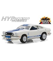 Charlie's Angels (1976–81 TV Series) - 1976 Ford Mustang II Cobra II Solid Pack - Hollywood Series 19