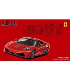 1:24 Автомобил Ferrari F430 Scuderia - Real Sports Car Series