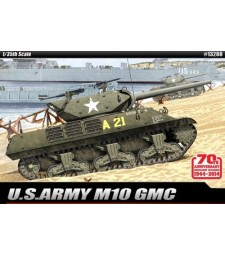 "1:35 Американски танк M10 ""70 ANNIVERSARY 1944"""