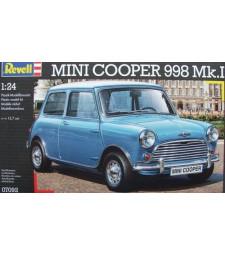 1:24 Mini Cooper 998