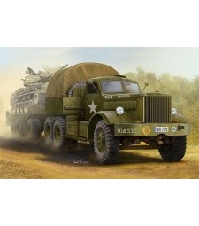 1:35 M19 Tank Transporter with Hard Top Cab