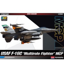 "1:72 Американски многоцелеви изтребител Ф-16С (USAF F-16C ""MULTIROLE FIGHTER"") MCP"