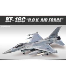 1:72 Американски изтребител KF-16C (BLOCK52) ROK AIR FORCE