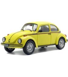 VW BEETLE SPORT   BRILLANT GELB 1974