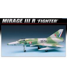 1:48 Френски свръхзвуков изтребител Десо Мираж III Р (MIRAGE III R)