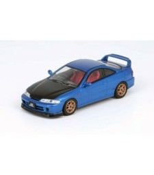 Honda Integra Type R Dc2 With Extra Wheels & Extra Decals, Blue