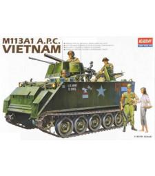 1:35 Американски танк М-113А1, Виетнамска война ( M-113A1 APC VIETNAM)
