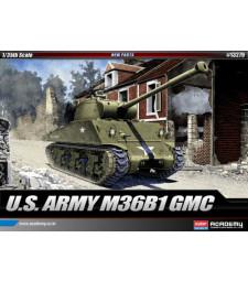 1:35 Американски танков унищожител М36Б1 (M36B1 TANK DESTROYER) Jackson