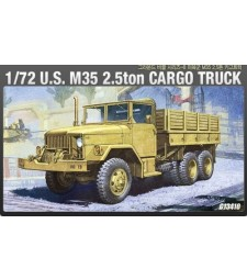 1:72 Американски военен товарен камион M35 2,5 TON CARGO TRUCK