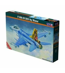 1:48 Американски изтребител F-16A Block 10 323 Squadron Diana