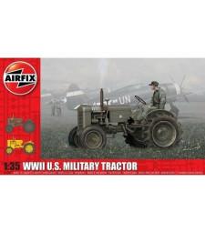 1:35 Американски военен влекач от Втората световна война (WWII U.S. Military Tractor)