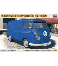 1:24 Ван за доставки Volkswagen Type2 (1967)