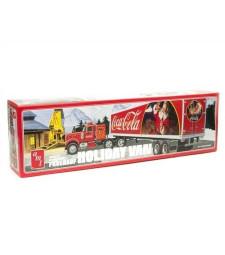 1:25 Камион влекач Coca-Cola Fruehauf Model FB Beaded PanelHoliday Van