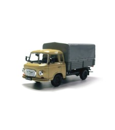 Barkas B1000 HP Pick-up, Polish Cars, yellow