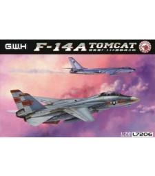"""1:72 Американски самолет F-14A US Navy """"Tomcat"""""""