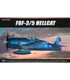 1:72 Американски палубен самолет Груман Ф6Ф-3/5 HELLCAT (GRUMMAN F6F-3/5 HELLCAT)