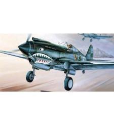 1:48 Американски изтребител П-40С TOMAHAWK (P-40C TOMAHAWK)