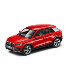 Audi Q2 - Tango Red