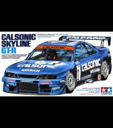 1:24 Състезателен автомобил Calsonic Skyline GT-R (R33)
