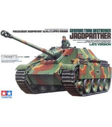 1:35 Германски танков разрушител Jagdpanther, късна версия (Jagdpanther Late Version) - 1 фигура