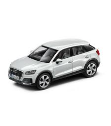 Audi Q2 - Glacier  White