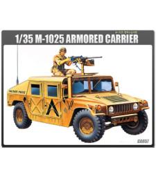 1:35 Армейски всъдеход на САЩ M1025 A.A.C.