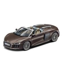 Audi R8 Spyder - Argus  Brown  matt