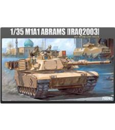 1:35 Американски основен боен танк М1А1 Ейбрамс (M1A1 IRAQ 2003)