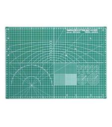 Подложка за рязане А3, зелена (297mm × 420mm)